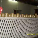 Gobelet en bambou de chine