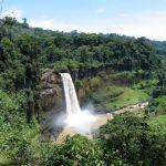 Les chutes d'Ekom Nkam