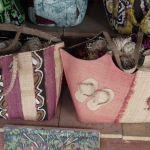 Des sacs artisanaux
