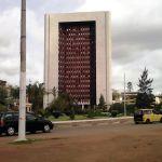 l'un des gratte-ciels du Cameroun