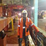 Superviseur du terminal à container