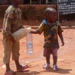 la place de l'enfant africain dans le ménage