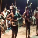 danse culturelle ancestrale dévalorisant la femme africaine dans certaines tribu