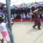 école maternelle: fête de fin d'année