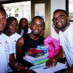 Jeunesse mobilisé pour les rentrées