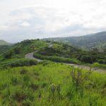La Route du col de Batié